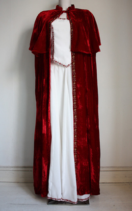 robe de mariee cape brod e couture atelier zardosi paris boutique de mariage. Black Bedroom Furniture Sets. Home Design Ideas